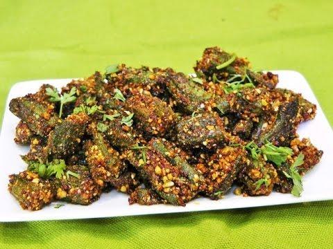 Presenting Stuffed Bhindi Recipe today.. A good tiffin box option.. #ropo-love #ropo #roposo #ropo-good #ropo-post #ropo-video #ropo-foodie #food #ropo-foodie #foodphoto #recipe #recipes #bhindi #stuffed #deliciousfood