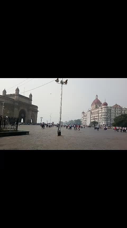 #gatewayofindia with #tajhotel todays enjoying day