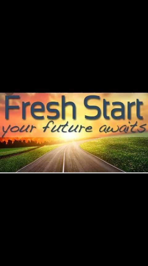 #freshness #freshmorning #thinkpositivealways