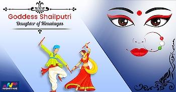 Celebrate the nine nights (Nava Ratri) with nine different vibrant colours. Royal blue colour name itself gives a royal appearance. Goddess Shailapuri bless devotee to spread peaceful strong energy.  #navaratri #navaratri2018 #NavratriVibes #navrang #NavratriColors #Royalbluecolor #ShailputriDevi #navratripooja #indianfestival #festive #festival #season #goddessdurga #Navratri18 #Garba #Dandiya18 #DandiyaRass2018 #Celebration #Tradition #Culture #NavranginNavratri #Nashikfame #Nashik #India