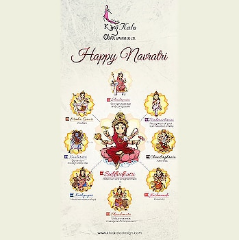 Wish you all a very Happy Navaratri  #navratri #navratri2018 #navratricollection #navratri2018 #navratrispacial #navratris #navratri #navratrisale #navratrimakeup #navratri #khojakala