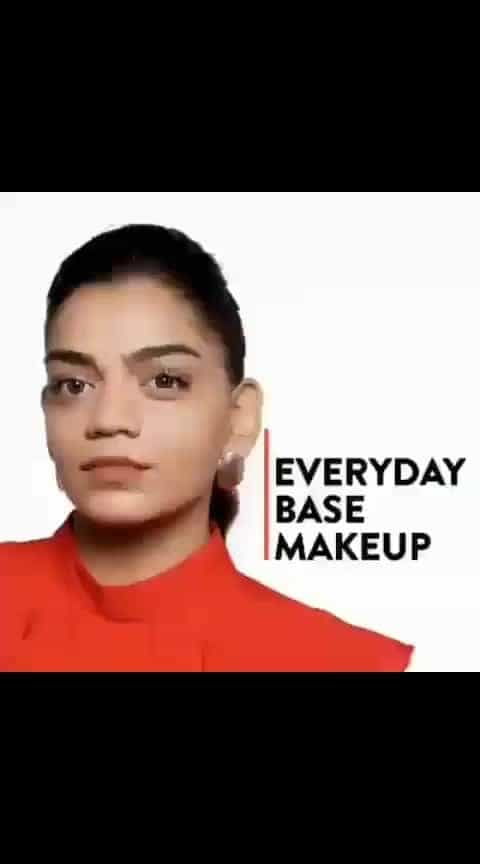 Dixita Patel guides you through perfecting your base makeup. Go on girl. #myglamm #myglammparty #myglammparty #makeup #basemakeup #makeup #lookgoodfeelgood #lookgoodfeelgoodchannel #fashionquotient #fashionquotientchannel #fashionmoments #followmeonroposo