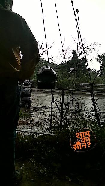 baarish ho Rahi Paani mang rhaa bevkoof #shaamkascene