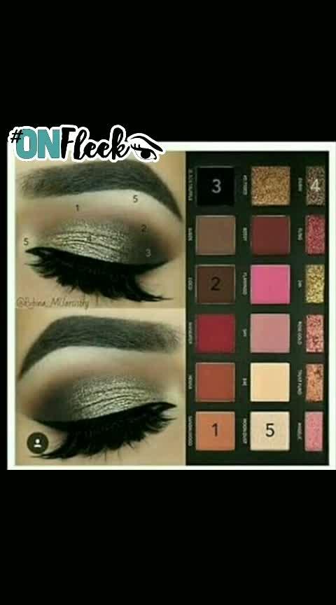 #eyemakeuptips  #makeuponfleek  #ropo-beauty  #rops-star  @roposocontests
