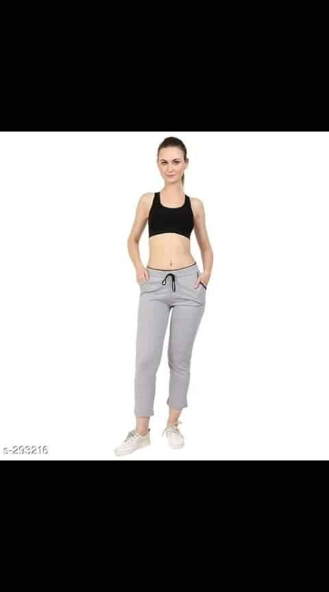 Catalog Name: *Ladies Cotton Lycra Track Pants*  Fabric: Cotton Lycra Blend  Size: S- 28 in, M -30 in, L - 32 in  Length: Up To 39 in  Type: Stitched  Description: It Has 1 Piece Of Women's Track Pant  Pattern: Solid  Dispatch: 2 - 3 Days  Designs: 5  Easy Returns Available In case Of Any Issue *CASH ON DELIVERY AVAILABLE* #ajmer  #rajasthandiaries  #jaipur  #trackpant  #trackpant  #rackpants  #online_fashion  #onlineshop  #onlineshoppinginindia  #onlineshoppinginindia  #onlinestores  #onlineshoppinglover  #onlineboutique  #onlinedeals