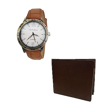 Leather Bracelet Watch Wallet Combo-Gift For Him By Menjewell Rs. 879/- #leather bracelets for men #wristbands for men #leather bracelets #mens bracelets leather #mens leather bracelets #leather bands for mens #black bracelet mens  #PU Leather Bracelet For Men # Mens Bracelets Online #Buy Mens Bracelets Online #Buy Designer Mens Bracelets Online #Buy Traditional Mens Bracelets #Buy modern Mens Bracelets #Leather Bracelets for mens #Men's combo Leather  Bracelet #combo bracelet for mens #mens bracelet online #mens bracelet designs #mens leather bracelets braided #mens leather bracelets designer #mens wallet online #genuine leather wallet #leather wallet mens#mens wallet #mens wallet online #wallets #leather belt watches for mens #cheap leather watches #mens leather watches under 100 #leather strap watches #watches for men brands #leather watch mens #leather strap for watches india #watches leather belt price