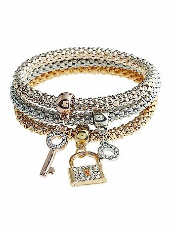 Jewellery 3 Stretchable Braclets Website Link- https://amzn.to/2EqOrj4 . . . . . #bracelets #bracelet #gold # rosegold #silver #lock #key #armcandy #armswag #wristgame #pretty #love #beautiful #braceletstacks #trendy #instagood #fashion #braceletsoftheday #jewelry #fashionlovers #fashionista #envywear #accessories #armparty #wristwear #accessory #instajewelry #stylish #cute #jewelrygram