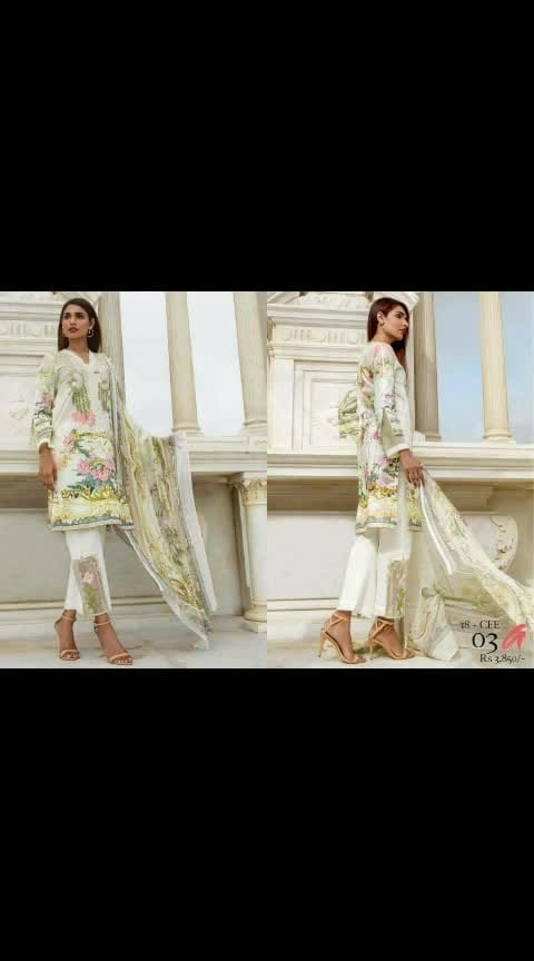 """MAYSA COLLECTIONS: *🎊Beautiful Collection Ever In Master Replica🎊*  *🌹#FIRDOUS #Tropical Premium vol-1*  Quality Paki Master Replica as Same as Orginal""""  *❣Fabulous Colours Combinations*  *💖Best Quality Lawn Fabric and Embroidered Patches are Given as Same as Original*  👉Embroidered Lawn Top with Embroidered Patches  👉Lawn Bottom with Embroidered Patches  *👉Printed Chiffon* Dupatta  *💍#Pearls use as ur wish*  (10 pc set)  *🤩Singles Rate 1650/-   *😍Set Rate.1300*10  *💐Ready Delivery*  Whatsapp on +918879845751. +919029093762  Whatsapp maysa collections directly from here.. https://api.whatsapp.com/send?phone=918879845751  Also Join our below networks free for getting latest updates.  Hello, thank you for your valuable message to MAYSA COLLECTIONS. Will get back to  you soon.  FOLLOW ME ON :  FACEBOOK  https://www.facebook.com/maysacollections  YOU TUBE  https://www.youtube.com/channel/UCWAOvQymcY3bTdp_0jFiuzA?sub_confirmation=1  TELEGRAM https://t.me/maysacollections  INSTAGRAM https://www.instagram.com/maysacollection6125  PINTEREST : https://in.pinterest.com/maysacollections/  LINKEDIN  https://www.linkedin.com/in/maysacollections  Google Plus : https://plus.google.com/u/0/collection/oazrIE  ROPOSO http://www.roposo.com/profile/18166642-9884-481a-ad55-8efb727cb4cf?s_ext=true"""