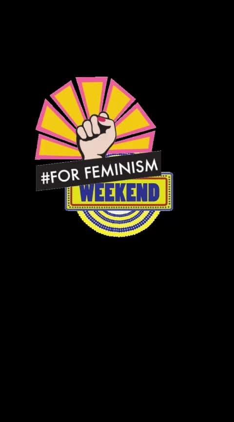 #femenist #weekendvibes #roposo-beats #beatschannel #songs