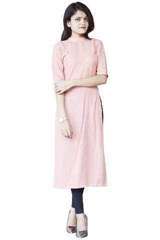 """Rajkumari dress up like a princess Women Solid Regular top - Multi Buy Rajkumari women peach rayon fabric high slit top for only Rs. 699 Online in India. Shop Online For Apparels. Huge Collection of Branded Clothes Only at paytm.com Here are very beautiful stylish & designer women dress from the house of """"Rajkumari"""" For purchase you can just click on the respected images and shop now Paytm market place #dress #womendress #womenapprarel #womenclothing #designerlongtop #stylishkurti #trendydress #womencasualwear https://bit.ly/2PybVUn"""