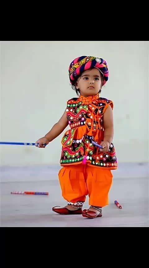 #dress #fashionquotient #kidsdresses #garba #cute #amazinglook #wow