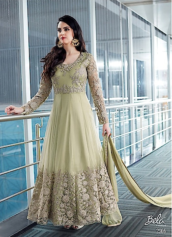 Bela Luxuria Indo Western Gown Wholesale Catalog Price per Piece :- ₹2,417 + ₹121 (GST 5%) Total Design :- 7 Pcs  Top :- Net Bottom :- Soft Silk Dupatta :- Georgett Product link :- https://castillofab.com/bela-luxuria-wholesale-wedding-net-gown-exporter -------------------------------------------------------- Call/whatsapp :- +91 8530 23 23 30 Visit our website :- www.castillofab.com -------------------------------------------------------- #gown #designergown #heavygown #longgown #simplegown #plaingown #bluegown #blackgown #latestgown #gowndesign #onlinegowns #gownatbestprice #suratgown #onlineshopping #wholesale #export #castillofab