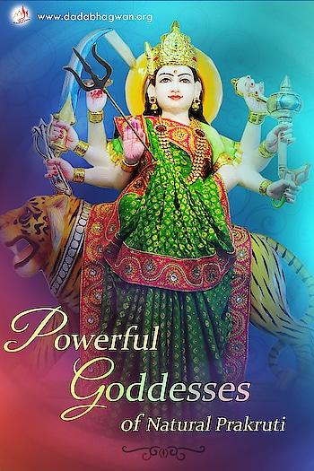 #अंबा जी देवी यानी क्या?   वे तो माता जी हैं, माँ हैं। बंगाल में जो #दुर्गा कहलाती हैं, वही ये अंबाजी हैं। सभी देवियों के अलग-अलग नाम रखे हैं, लेकिन ज़बरदस्त देवी हैं! पूरी प्रकृति हैं।  #नवरात्री के इस पवित्र पर्व पर जानिए माँ अम्बे का महात्मय: https://hindi.dadabhagwan.org/path-to-happiness/spiritual-science/knowing-god/amba-maa-and-durga-devi/  #durga #durgapooja  #spiritual #event #navratri2018 #navratri2017