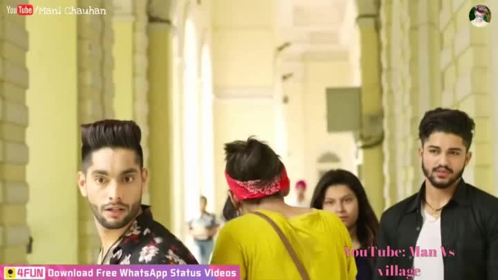 YouTube : Man Vs village  #prabhakar sn #rabinsphotography #loveness #single-status #ye-ladkiya-bhi #whatsappstatus #thanks-roposo-for-such-a-colourful-video
