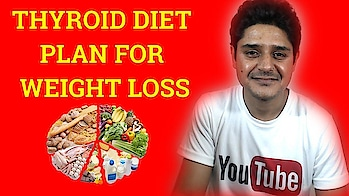 Thyroid diet plan for weight loss in hindi-kaise kare thyroid ke sath weight loss  #thyroid #dietplan #dietfood #thyroiddietplan #dietplan