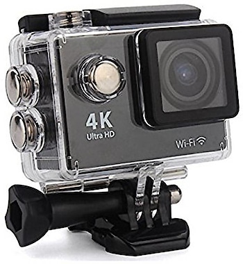 Royal Mobiles 4K Ultra HD 12 MP WiFi Waterproof Digital Action & Sports Body only Sports & Action Camera  (Black,Grey, Silver) Effective Pixels: 16 MP Optical Zoom: 5x   Digital Zoom: 4x Sensor Type: CMOS   LCD Size: 2 inch inch Max Shutter Speed: 1/1/2000 sec sec Auto Focus Here are smart gadgets from the house of Royal Mobiles For purchase you can just click on the image and shop now Flipkart market place #gadgets #smartgadgets #securitytracker #projector #chargingpad #digitalcamera  https://bit.ly/2EriRfX