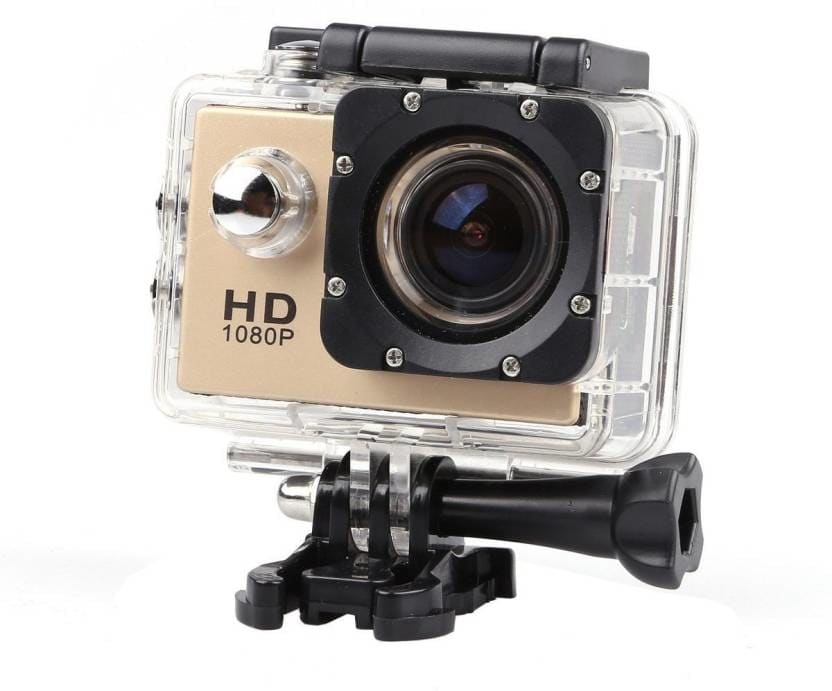 Royal Ultra HD 1080P Sports and Action Camera  (Black, Blue, Gold, White 12 MP) Effective Pixels: 12 MP 1080 Here are smart gadgets from the house of Royal Mobiles For purchase you can just click on the image and shop now Flipkart market place #gadgets #smartgadgets #securitytracker #projector #chargingpad #digitalcamera https://bit.ly/2Gmjd9p