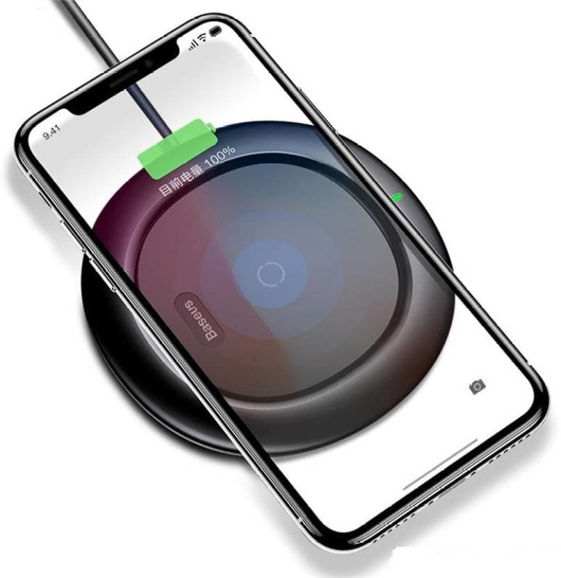 Baseus Q1 Charging Pad For: Apple, Samsung Indicator Present Color: Black, White Input Current: 5 A  Here are smart gadgets from the house of Royal Mobiles For purchase you can just click on the image and shop now Flipkart market place #gadgets #smartgadgets #securitytracker #projector #chargingpad #digitalcamera https://bit.ly/2MF1EDT