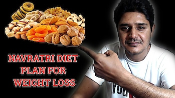 Navratri fasting diet plan for weight loss in hindi-(नवरात्री डाइट) fasting fat loss diet plan #fasting #fastingdiet #dietplan #fatloss #navratri #weightlosstips #dietitian