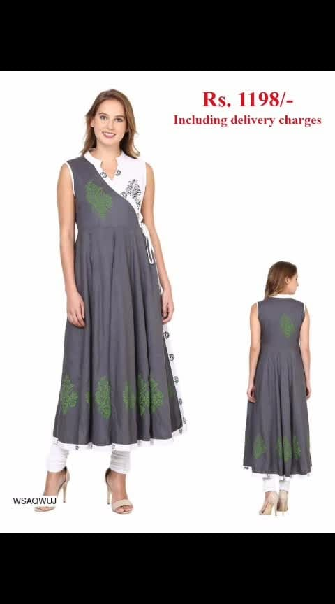 Go #Stylish With #Angelic #Kurta Stylish #Ethnic Kurta #Collection Price Range : Rs. 568 to Rs. 1198 including delivery charges  #COD Available and Easy #Return We Deliver All Over #India  Size : S, M, L, XL, XXL  Material : #Pure #Rayon & #Cotton #Blend  Hurry Order Now, Its Fast Moving https://yuvicollection.wooplr.com/collection/4876713407414272/angelic-kurta-by-dp-inc