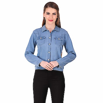 """"""" For Purchase & See More Related Products Just click on below link- https://amzn.to/2P1RkL1  Title- Womens Denim Jackets Selling Price- 710/- #denimjackets #jackets for womens #ladiesjackets #followmeonroposo #denim swag : how to style leather jacket #rainy winter slim fit leather jackets #womensjacket #women #women-fashion #women-style #women-branded-shopping #womensfashion #women-sunglasses #women-clothing #women-apparels #womens-fashion #womens-wear #womensonlineshopping #womenity #men-women #womenstyle #womensstyle #jacket #half-jacket #jacket-globle #girlsshopping #shopping #weasterwear #miafashion #jacket-bhs #jacketstyle #jacketsformen #jaket #jacketsonline #puma jacket #denim jacket #winter jacket #furry jackets #jacket with inner #denim jacket #watches jacket #girlsshopping #girls #womens #trendyjackets #winter-style #winterjacket #winterjacket  """""""