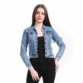 """"""" For Purchase& See more- https://amzn.to/2P1RkL1  Title- Womens Denim Jackets Selling Price- 710/- #denimjackets #jackets for womens #ladiesjackets #followmeonroposo #denim swag : how to style leather jacket #rainy winter slim fit leather jackets #womensjacket #women #women-fashion #women-style #women-branded-shopping #womensfashion #women-sunglasses #women-clothing #women-apparels #womens-fashion #womens-wear #womensonlineshopping #womenity #men-women #womenstyle #womensstyle #jacket #half-jacket #jacket-globle #girlsshopping #shopping #weasterwear #miafashion #jacket-bhs #jacketstyle #jacketsformen #jaket #jacketsonline #puma jacket #denim jacket #winter jacket #furry jackets #jacket with inner #denim jacket #watches jacket #girlsshopping #girls #womens #trendyjackets #winter-style #winterjacket #winterjacket  """""""