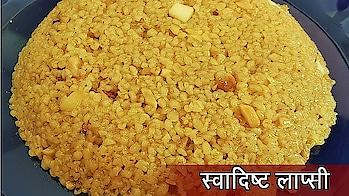 Presenting Dussehra Special Authentic Maharashtrian Lapshi Recipe Today.. #ropo-love #ropo-good #roposo #ropo #ropo-post #ropo-video #recipe #recipes #recipeoftheday #cooking #sweetlove #sweet #dessert #maharashtrianfood