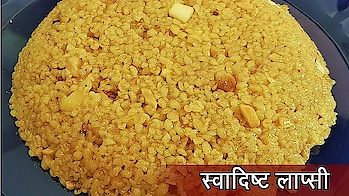 Presenting Dussehra Special Authentic Maharashtrian Lapshi Recipe Today.. #ropo #rop-love #roposo #roposo-mood #roposo-food #roposo-post #roposoness #recipe #recipes #recipeoftheday #sweet #dessert #dessertporn #sweetlove #cooking #dussehra #indian-festival