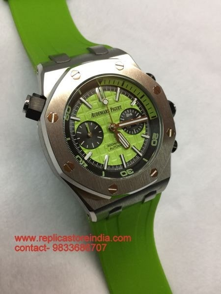Audemars Piguet Royal Oak Offshore Diver Green Men's Watch Rs.8499/- https://replicastoreindia.com/   Replica First Copy Watches   CASH ON DELIVERY ALL OVER INDIA   Contact Us - 9833686707 Email- Info@replicastoreindia.com   We Are Top Rated Replica First Copy Watches Dealer in India We Truly Believe In Quality We Sell Top Quality Swiss Made Replica First Copy Watches To Our Customers & Provide Best Customer Service  Free Shipping | Cash On Delivery | Easy Returns. #mystylemantra #look #styleblogger #fashionista #instagram #photography #women-fashion #womensfashion #shopping #onlineshopping #wedding #summerfashion #youtuber #black #trendy #makeup #beautiful #mumbai #cool #summer-style #loveyourself #style #ootd #model #followme #summerstyle #indianblogger #ethnic #myfirststory #fashionblogger #look #ropo-good #dress #india #indianblogger #shopping #shoes #model #mystylemantra #newdp #trendy #ropo-love #summer-style #roposogal #myfirstpost #swag #summerfashion #soroposo #desi #loveyourself #onlineshopping #roposolove #love #aselfieaday #springsummer #fashiondiaries #fun #ootd #makeup #beauty #ootd #outfitoftheday #lookoftheday #TagsForLikes #fashion #fashiongram #style #love #beautiful  #ootdshare #outfit #clothes #currentlywearing #lookbook  #creativespace #rx100  #partystarter #thehappyone #weekend  #mystylemantra #look #styleblogger #fashionista #instagram #photography #creativespacechannel #womensfashion #shopping #onlineshopping #wedding #summerfashion #youtuber #black #trendy #makeup #beautiful #mumbai #cool #summer-style #loveyourself #style #ootd #model #followme #summerstyle #indianblogger #ethnic #myfirststory #fashionblogger #look #ropo-good #dress #india #indianblogger #shopping #shoes #model #mystylemantra #newdp #trendy #ropo-love #summer-style #roposogal #myfirstpost #swag #summerfashion #soroposo #desi #loveyourself #onlineshopping   #romanticplace #songs