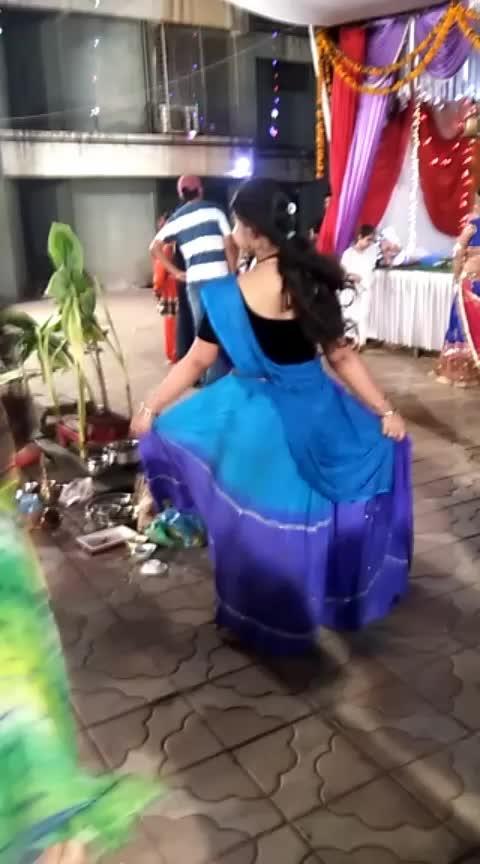 Boomerangs fill fun in moments .. #garba #dandia #navratri #traditonal #blue #ashtami #navami #oxidised