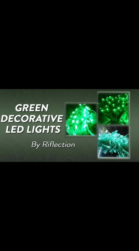Green Decorative Led Lights - - #electronics #technology #tech #photography #instapic #electronic #device #gadget #gadgets #instatech #instagood #geek #techie #nerd #techy #photooftheday #computers #laptops #hack #screen