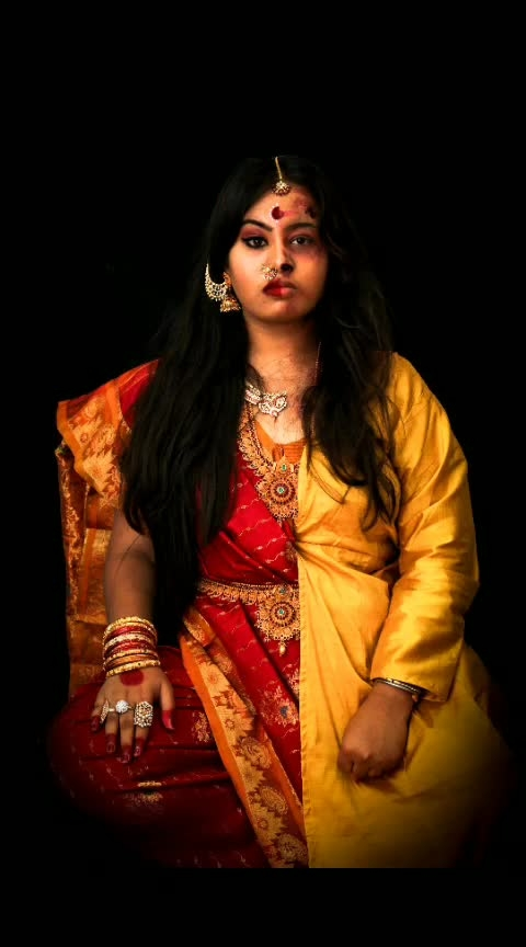 Its ironic how people don't realize that the Goddess being prayed with devotion is the same Avatar personifying discrimination .  Then why is that we abuse her, disrespect her and suppress her?   Women are meant to do better. Let's start respecting and appreciating them not just for nine days but everyday.   Happy Dussehra  Makeup-Yashashwini Hair-Jahnavi  #happydussehra #womanpower #womanempowerment #makeupdiaries #hairandmakeup #hair #hairstyle #makeupartist #hairstylist #alexandersalons #alexsisters #topsaloninhyderabad #oldestsaloninhyderabad