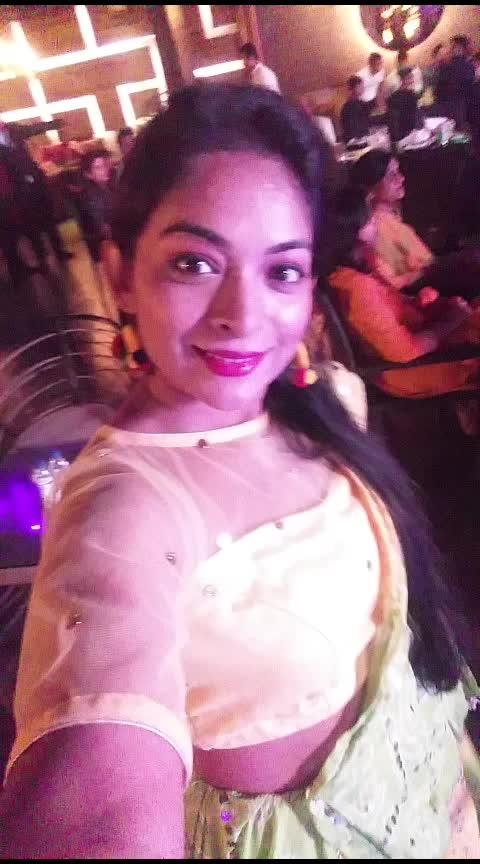 Having Fun at Dandiya Night . #dandiyaraas #beats #fashionquotient #rangoli #lookgoodfeelgood #bloggergirl #captured #wow #traveldiaries #celebrations #trendingnow #ropsocontests #roposotalks #twinklewithmystyle