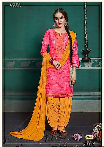 Kessi Kajree Saptrang Vol-3 Cotton Patiyala Salwar Suits Wholesale Catalog Price per Piece :- ₹1,099 + ₹55 (GST 5%) Total Design :- 12 Pcs  Top :- Cotton Satin Print With Work With Cotton Inner  Bottom :- Pure Rayon With Embroidery Work Dupatta :- Nazneen With Work  Size :- L ,Xl ,XXL Upcoming Date :- 23/10/2018 Product link :- https://castillofab.com/kessi-kajree-saptrang-vol-3-cotton-salwar-suit-exporter -------------------------------------------------------- Call/whatsapp :- +91 8530 23 23 30 Visit our website :- www.castillofab.com -------------------------------------------------------- #salwarsuits #wholesale #latestsuits #salwarkameez #international #designersalwar #newlaunch #brandedsalwarsuits #suratcollection #indianstyle #weddingwear #bestrate #salwarsuitdesignes #salwarsuitmanufacturer #palazzo #cottonsuits #castillofab