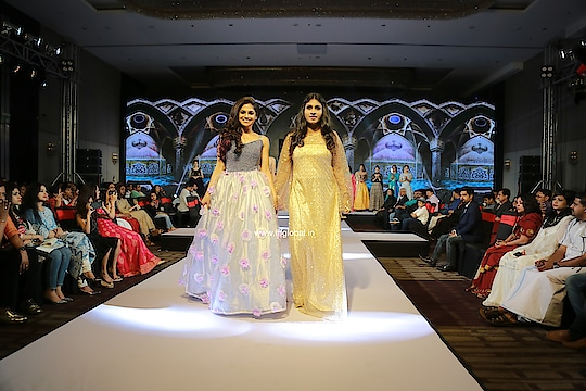 Tanoora Collections from Swetha Menon  #IFF #International_Fashion_Fest  #DrAjit_Ravi_Pegasus  #Pegasus_Global #Pegasus #Tanoora #Swetha_Menon