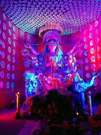 Durga Pooja ki dher saari shubh kamnaye❤ Happy durga poojas!! #durgapujo #maadurga #dussehra #love #holidays #pujas #joyocian #joyoners