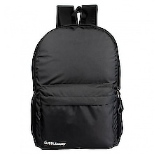 Dussledorf Polyester Backpack With Adjustable Strap ₹299 Features Material : Polyester Ideal For : Unisex Compartments : 1 Width x Height : 13 X 19 Inch product Warranty : NA