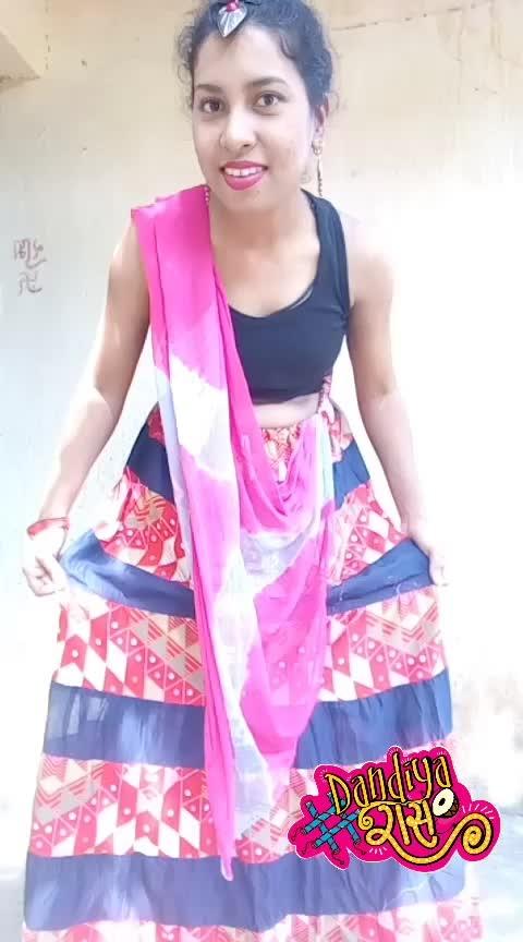#dandiyanights #dandiyaraas #kamariya #navratri #dandiya #dance #roposo #beat #naacho #masti #fun #getup
