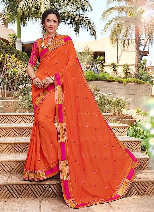 Fabric :- Rangoli Work :- Print  Buy Now :- https://tinyurl.com/y827tn3b  Whats App :- +91 762186300  #saree #partywear #designer #casualwear #indianwear