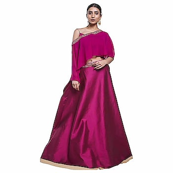 Pushp Paridhan Party Wear hand work Indo Western Burgundy Cocktail dress From the House of Pushp Paridhan Soft and comfortable fabric of this Dress,The Fabric Is Very Soft To Touch And Fits Perfectly.  To buy click on this link:- https://amzn.to/2S3fW4L  #westerndress #cocktaildress #womencocktaildress