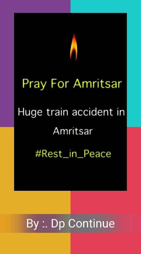 ਅੰਮ੍ਰਿਤਸਰ ਰੇਲ ਹਾਦਸੇ ਚ 70 ਲੋਕਾਂ ਦੀ ਮੌਤ, ਆਪਣਿਆਂ ਨੂੰ ਲੱਭ ਰਹੀਆਂ ਨੇ ਹੰਝੂਆਂ ਭਰੀਆਂ ਅੱਖਾਂ  #amritsardiaries #amritsarblogger #amritsar-news