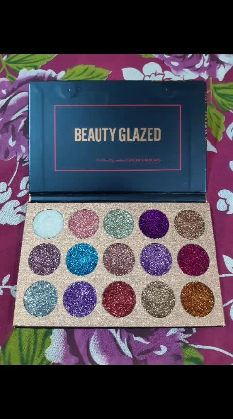 New Blog Is Up On My Site About Beauty Glazed Pressed Glitters. Check It Out Guys. Link Is Given In The Bio.😍 #makeup #blogger #indianblogger #kolkatablogger #fashionblogger #beautyblogger #makeupblogger #skincareblogger #travelblogger #followme #followmeonroposo #roposomakeup #roposoblogger #roposofashionblogger #roposobeautyblogger #roposomakeupblogger #roposotravelblogger #roposofollow #roposofollowme