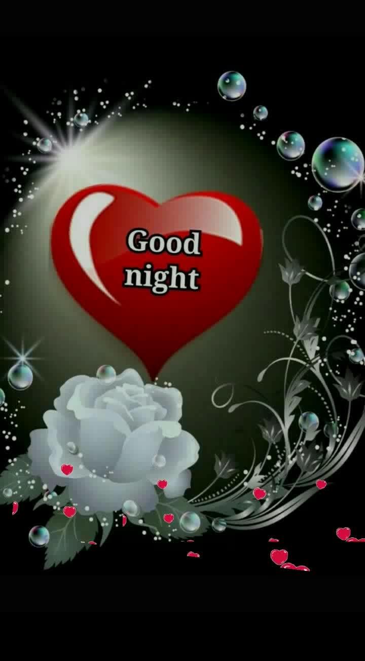 Good Night Friends, Sweet Dreams... #goodnight #roposo-goodnight #goodnightpost #hearts #hearts