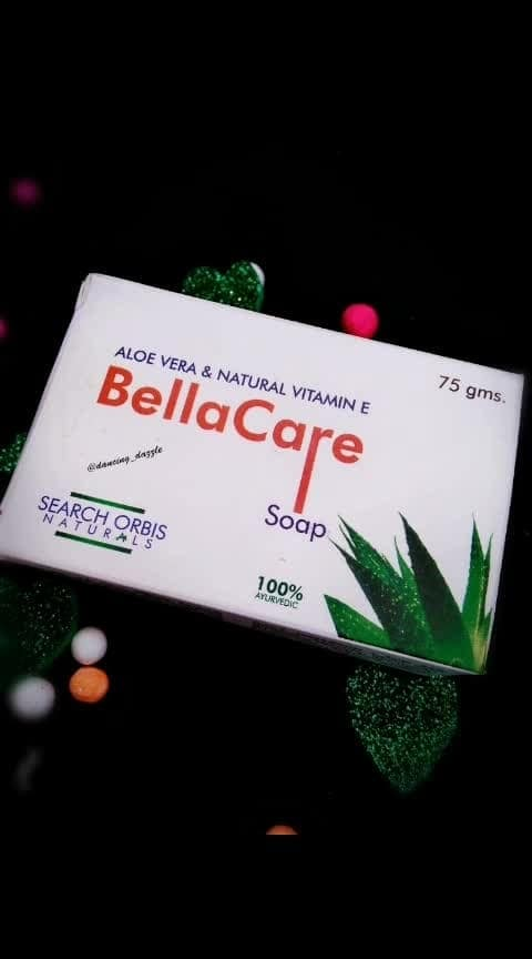 """BELLA CARE ALOE VERA AND VITAMIN E SOAP 