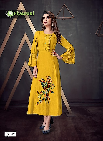 Shivasuki Sui Dhaaga Fancy Rayon Kurti Wholesale Catalog Price Per Piece :- ₹625 + ₹31 (GST 5%) MOQ :- 6 Pcs. Fabric :- Rayon Size :- M,L, XL ,XXL ,XXXL Upcoming Date :- 25/10/2018 Product link :- https://castillofab.com/shivasuki-sui-dhaaga-wholesale-rayon-kurti-for-women ------------------------------------------------------------------- Call/whatsapp :- +91 8530 23 23 30 Visit site for products :- https://castillofab.com -------------------------------------------------------------------- #kurti #wholesalekurti #kurtidesign #womenkurti #kurta #newkurtidesign #kurtisonline #partywearkurtis #rayonkurti #latestkurti #brandedkurtis #kurtiwholesalesupplier #kurtiexporter #suratkurtis #IndianKurtis #castillofab