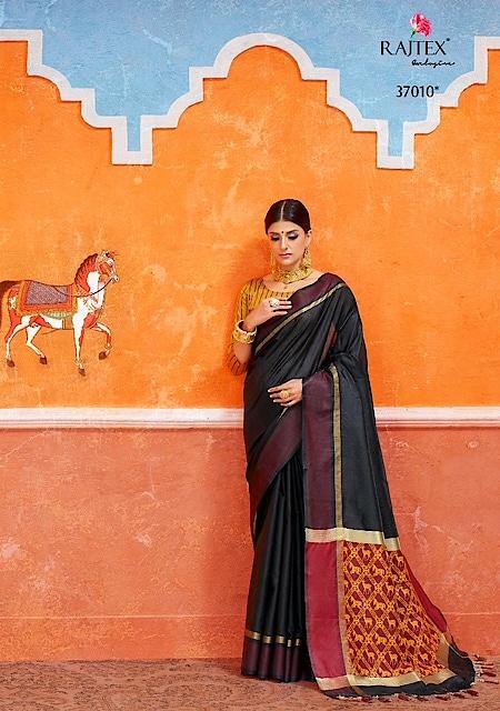 Rajtex Presents Kaashi Silk Handloom Weaving Saree Catalog Price per Piece :- ₹849 + ₹42 (GST 5%) MOQ :- 10 Pcs  Saree Fabric :- Handloom Weaving Blouse Fabric :- Handloom Weaving Product link :- https://castillofab.com/rajtex-kaashi-silk-handloom-party-wear-saree -------------------------------------------------------- Call/whatsapp :- +91 8530 23 23 30 Visit our website :- www.castillofab.com -------------------------------------------------------- #sarees #sareecollection #indianwear #traditionalsaree #instafashion #newcollection #latestdesigns #suratsarees #weddingwear #partywear #bestprice #newlaunch #onlineshopping #ethnicwear #sareeonline #sari #brandedsaree #bollywoodsaree #surat