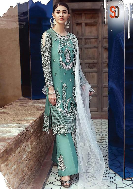 Shraddha Designer Aira Pakistani Salwar Suit At Best Price Online Price per Piece :- ₹1,149 + ₹57 (GST 5%) MOQ :- 6 Pcs  Top :- Georgette Bottom :- Santoon Dupatta :- Net Work :- Embroidery Upcoming Date :- 27/10/2018 Product link :- https://castillofab.com/shraddha-designer-aira-georgette-salwar-suit-online -------------------------------------------------------- Call/whatsapp :- +91 8530 23 23 30 Visit our website :- www.castillofab.com -------------------------------------------------------- #salwarsuits #wholesale #latestsuits #salwarkameez #international #designersalwar #newlaunch #brandedsalwarsuits #suratcollection #indianstyle #weddingwear #bestrate #salwarsuitdesignes #salwarsuitmanufacturer #palazzo #cottonsuits #castillofab