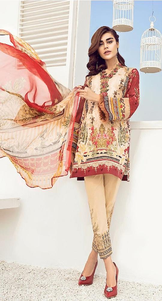 CS Luxury Lawn Vol-6 Pakistani Salwar Suit Best Combination Price per Piece :- ₹1,099 + ₹55 (GST 5%) MOQ :- 4 Pcs  Top :- Luxury Lawn Bottom :- Viscose Dupatta :- Silk Digital Print Work :- Embroidery Upcoming Date :- 26/10/2018 Product link :- https://castillofab.com/Cs-luxury-lawn-vol-6-pakistani-salwar-suit-trader -------------------------------------------------------- Call/whatsapp :- +91 8530 23 23 30 Visit our website :- www.castillofab.com -------------------------------------------------------- #salwarsuits #wholesale #latestsuits #salwarkameez #international #designersalwar #newlaunch #brandedsalwarsuits #suratcollection #indianstyle #weddingwear #bestrate #salwarsuitdesignes #salwarsuitmanufacturer #palazzo #cottonsuits #castillofab