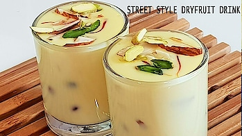 Enjoy  Street Style Delicious & Tasty Dry Fruit Milk Recipe Today.. #ropo #roposo #ropo-good #ropo-post #ropo-video #recipe #recipes #recipeoftheday #milk #milkshake #food #ropo-foodie #foodiesofindia #cold #colddrinks