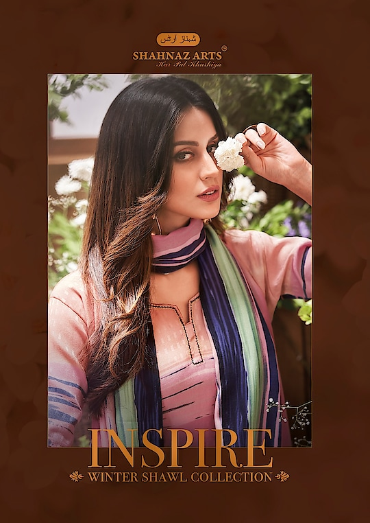 Shahnaz Arts Inspire Pashmina Dress Material Wholesale Exporter Price per Piece :- ₹599 + ₹30 (GST 5%) MOQ :- 9 Pcs  Top :- Pashmina Digital Print Bottom :- Pashmina  Dupatta :- Pashmina  Work :- Printed Upcoming Date :- 24/10/2018 Product link :- https://castillofab.com/shahnaz-arts-inspire-pashmina-dress-material-exporter -------------------------------------------------------- Call/whatsapp :- +91 8530 23 23 30 Visit our website :- www.castillofab.com -------------------------------------------------------- #salwarsuits #wholesale #latestsuits #salwarkameez #international #designersalwar #newlaunch #brandedsalwarsuits #suratcollection #indianstyle #weddingwear #bestrate #salwarsuitdesignes #salwarsuitmanufacturer #palazzo #cottonsuits #castillofab